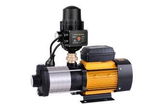 High Pressure Pump Clean & Rain Water 2500W 3.5 HP 6 Stages Black Controller