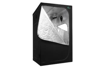 Hydroponics Grow Tent Kit for Indoor Plant Growth Easy Setup 1.2x1.2x2 M
