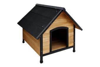 Dog House Wooden Kennel Outdoor Pet House Extra Large Weatherproof