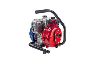 "Water Transfer Pump 1.5"" Portable Petrol Powered 5 HP Single Impeller 1.5 inch"