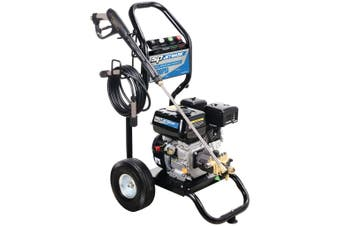 SP Pressure Washer JetWash 2500 PSI Petrol 5.5 HP High Pressure Cleaner SP250P