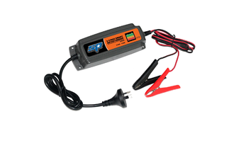 Car Battery Charger 4 AMP 5Stage Smart Charging AGM Deep Cycle Batteries SP61076