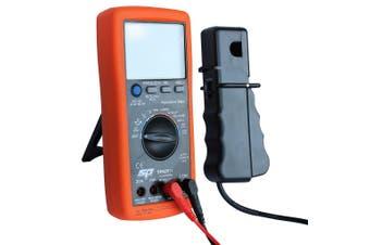 Digital Multimeter SP62011 LCD Display 14 Functions DC/AC Volt Current Tester