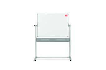 Nobo Steel Magnetic Mobile Board Horizontal Pivot 1200x900mm