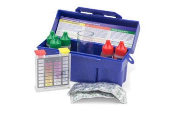 Pool Water Test Kit 4 in 1