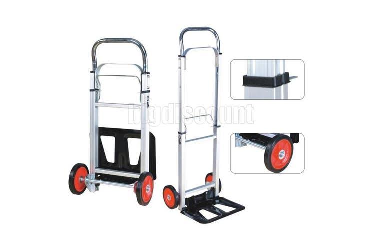Folding Aluminium Trolley Heavy Duty 100kg