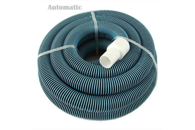 15M Swimming pool vacuum cleaner hose with end cuffs- Automatic