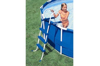 Above Ground Swimming Pool Ladder 3 Steps