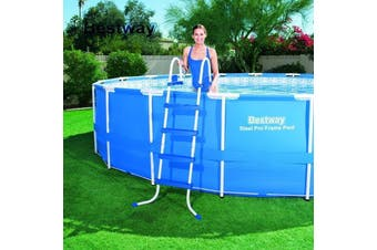 Above Ground Swimming Pool Ladder 4 Steps