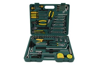 Spanners Wrenches Sockets and Accessories Tool Set