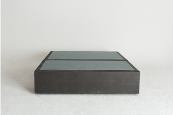 Velvet Maxwell's 4 Drawer Bed Base -Slate - Queen