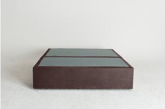 Velvet Maxwell's 4 Drawer Bed Base -Mole - Double