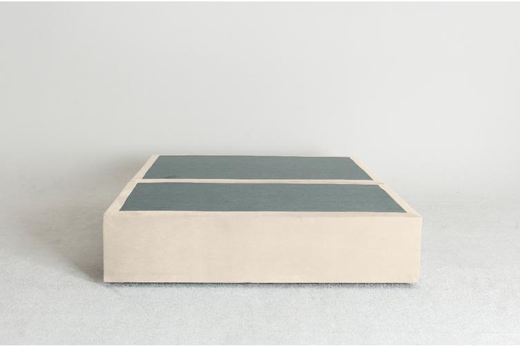 Velvet Maxwell's 4 Drawer Bed Base - Optic - King