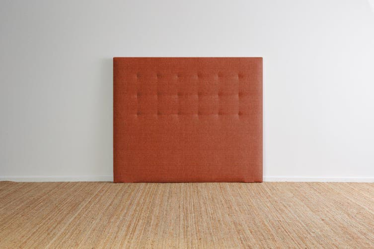 Andy's Bed Head - Terracotta - Double