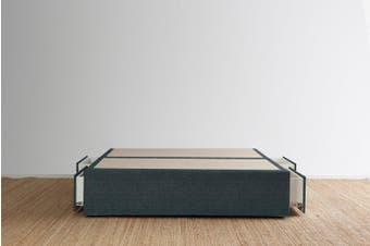 Maxwell's 4 Drawer Bed Base - Midnight - Super King