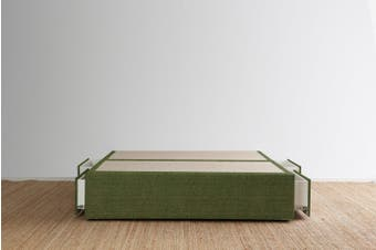 Maxwell's 4 Drawer Bed Base - Cactus - King