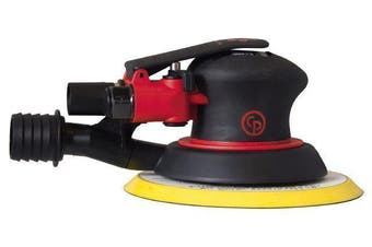 CP7215CVE Palm Sander, 10mm Orbit, 150mm Hook & Loop Pad, Central-Vacuum (CV)