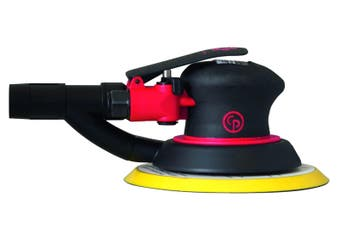 CP7225SVE Palm Sander, 2.5mm Orbit, 150mm Hook & Loop Pad, Self-Vacuum (SV)