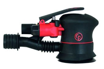 CP7255CVE-3 Mini Palm Sander, 5mm Orbit, 75mm Hook & Loop Pad, Central-Vacuum (CV)