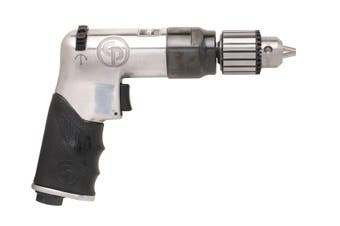 "CP789R-42 Pistol Grip Drill 3/8"" 10mm Key Chuck Reversible 4200 rpm"
