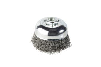 Crimped Wire Cup Brush For Angle Grinder  CC-34 1213412