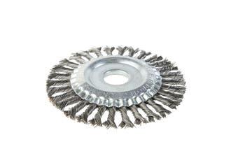 Pipeline Twist Knot Wheel Brush For Angle Grinder KIV-50 4943742