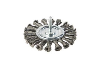 Twist Know Spindle Mount Brush For Die Grinder Or Drill KSW-30 4416332