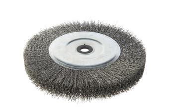 Bench Mount Crimped Wire Wheel Brush  WG-60 1145112