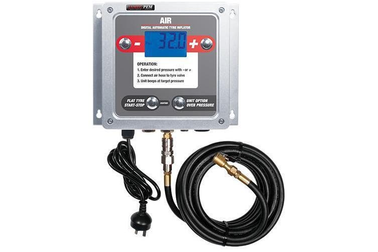 Jamec Pem Digital Preset Automatic Wall Mounted Tyre Inflator JA11.0545