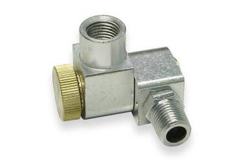 "Jamec Pem 360 Degree Swivel Connector 1/4"" x 1/4"" BSP Female to Male 24.0743"