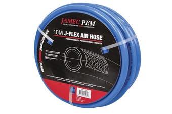 Jamec Pem PVC Reinforced Braided Air Hose 20m 56.1981