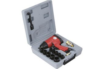 "PCL 1/2"" Impact Wrench Gun Car Workshop Equipment 352Nm APL001K With Sockets!"