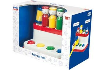 Ambi Toys - Baby Activity Toy Pop Up Pals