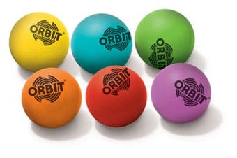 Orbit Excite High Bounce Balls - colour selected at random