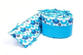 Bloom - Alma Mini Lollipop Bumper - Blue