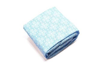 Bloom Alma Papa Lollipop Fitted Sheets - Blue
