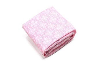 Bloom Alma Papa Lollipop Fitted Sheets - Pink