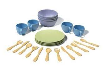 Green Toys Dish Set 100% Recycled BPA free