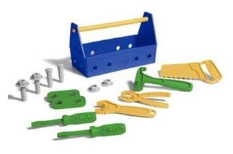 Green Toys Kids Tool Set - Blue 100% Recycled BPA free