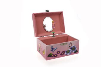 Kaper Kidz - Fairy Keepsake Music Box