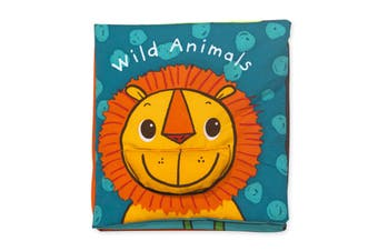 Melissa & Doug/Ks Kids Soft Activity Book - Wild Animals