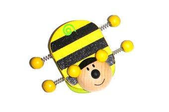 Kaper Kidz - Bee Magnetic Clip