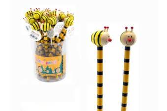 Kaper Kidz - Bee Head Pencil