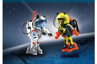 Playmobil Astronauts 9448