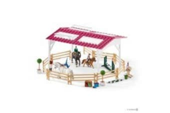 Schleich Riding School with Riders SC42389