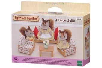 Sylvanian Families 3 Piece Suite Furniture Set SF4464