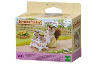 Sylvanian Families Double Push Chair SF4533