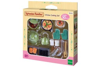 Sylvanian Families Kitchen Cooking Set SF5028