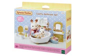 Sylvanian Families Country Bathroom Set SF5286