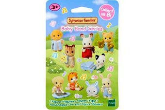 Sylvanian Families Blind Bag Baby Band Series